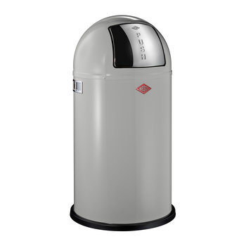 Pushboy Bin - 50L - Cool Gray