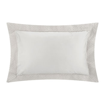 Ondine Pillowcases - Set of 2 - Grey
