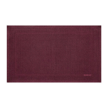 Bath Rug - 60x90cm - Purple Fig