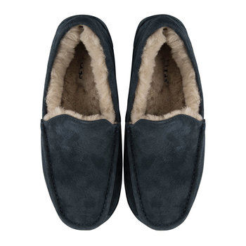 Men's Ascot Slippers - New Navy