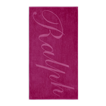 'Ralph' Beach Towel - Fuchsia