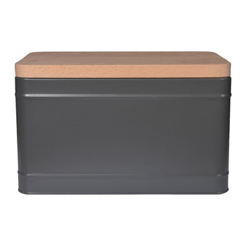 Borough Bread Box - Charcoal