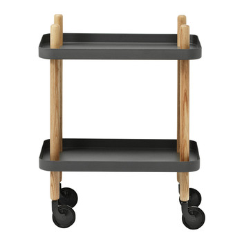 Block Table - Dark Grey