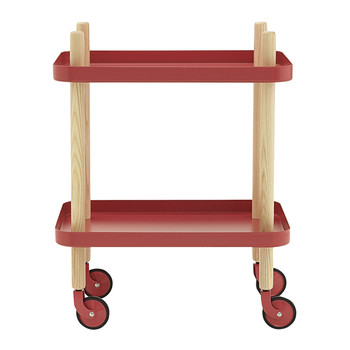 Block Table - Red