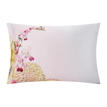 Encyclopaedia Floral Pillowcases - Set of 2