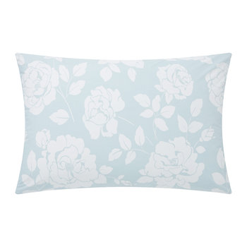 Mono Rose Pillowcase