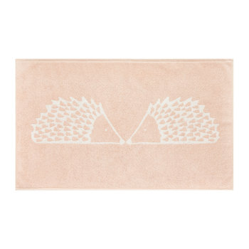 Spike Bath Mat - Blush