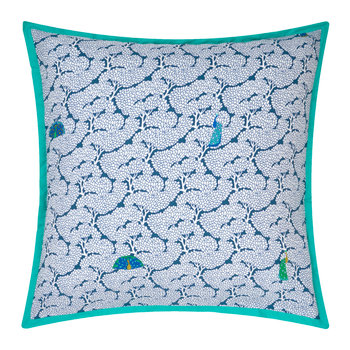 Parade Pillowcase - Peacock