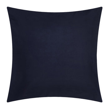 100% Cotton Percale Fitted Sheet - Navy