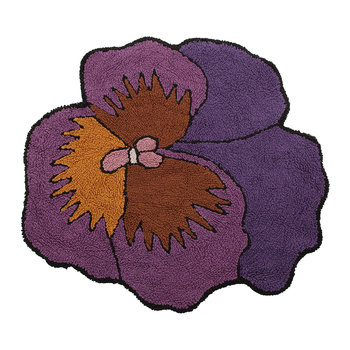 Parma Bath Mat - T03 - Purple