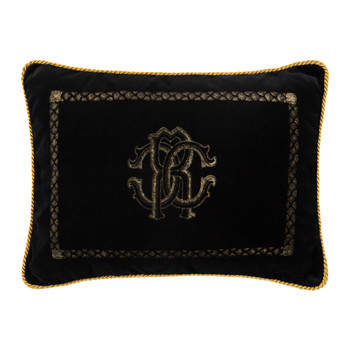 Venezia Pillow - 30x40cm - Black