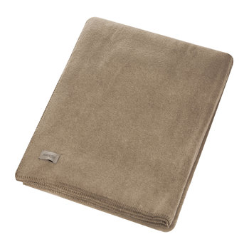 Large Soft Fleece Blanket - Smoke