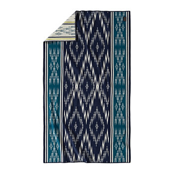 Saddle Blanket - Indigo