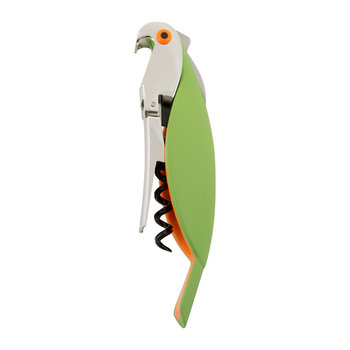 Parrot Corkscrew - Green