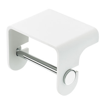 Stone TPH4 Toilet Paper Holder - White/Chrome