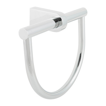 Century HTR Towel Ring - Chrome