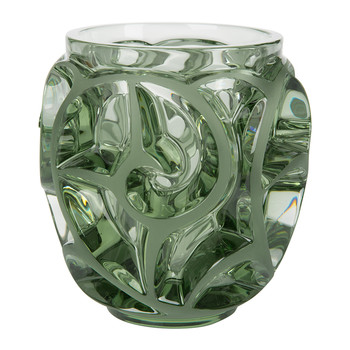 Tourbillons SS Vase - Light Green