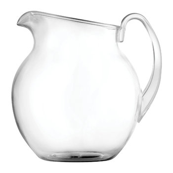 Palla Acrylic Pitcher - Clear