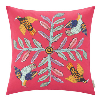 Bird Crossing Cushion - 60x60cm