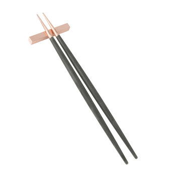 Goa Chopstick Set - Rose Gold