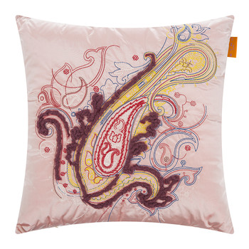 Qurm Cushion - 45x45cm - Red