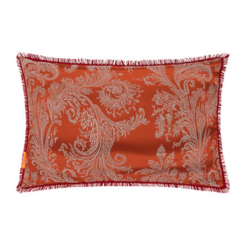 Groves Pillow - Red