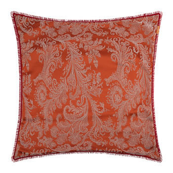 Groves Cushion - Red