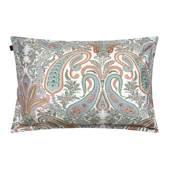 Key West Paisley Pillowcase - Peachy Keen - 50x75cm