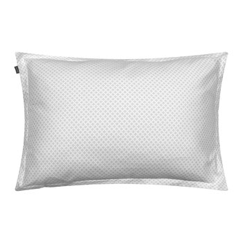 Napa Pillowcase - Light Grey - 50x75cm