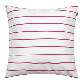 Pablo Stripe Cushion - 50x50cm - Bright Magenta