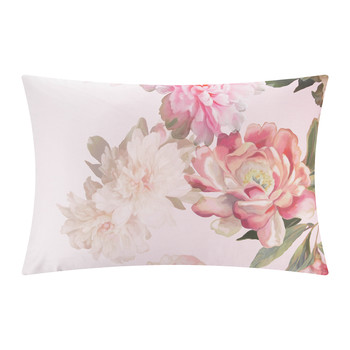 Painted Posie Pillowcase - 50x75cm - Set of 2
