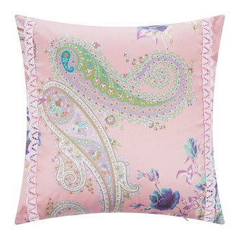 Flaubert Cushion - 45x45cm - Rose