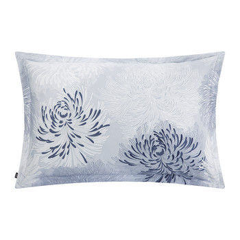 Spring Rain Pillowcase - Stone