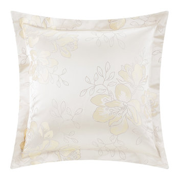 Magnolia Jacquard Pillowcase - Set of 2