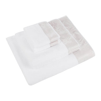 Flora Jacquard Towel - Set of 5