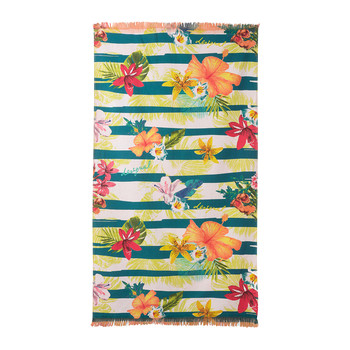 Pareo Sauvage Stripes Beach Towel