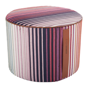 Tunisi Cylindrical Pouf - 100