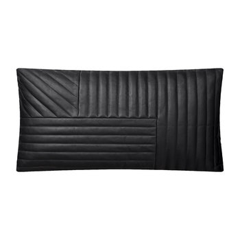 Motum Quilted Cushion - Black