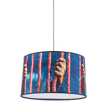 Small Toiletpaper Lampshade - Sausage