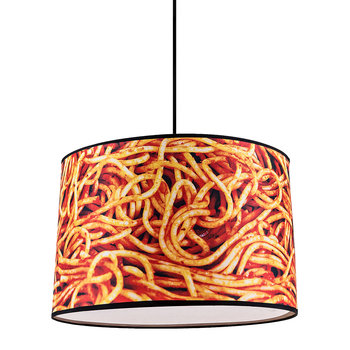 Big Toiletpaper Lamp Shade - Spaghetti