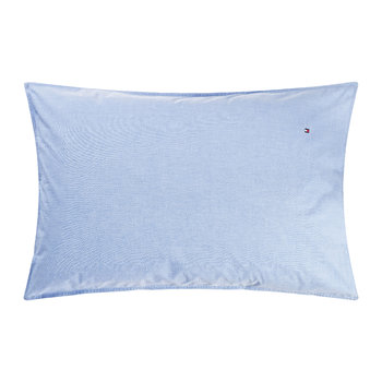 Chambray Pillowcase - Blue - 50x80cm