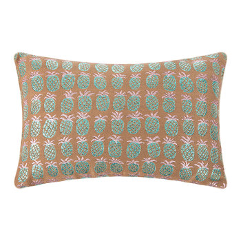 Salon Bed Pillow - 40x25cm - Pineapple