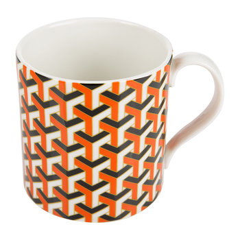 Carnaby Mug - Versaille - Orange