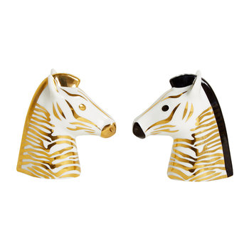 Animalia Salt & Pepper Shakers
