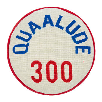 Quaalude Pillow