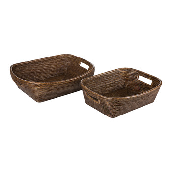 Lille Baskets - Set of 2 - Natural