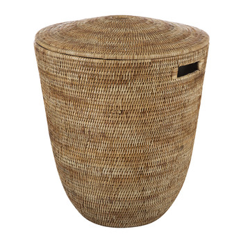 Laundry Hamper with Cotton