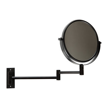 SPT 33 Cosmetic Mirror - Matt Black