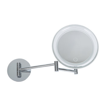 BS 16 Touch Cosmetic Mirror - Chrome