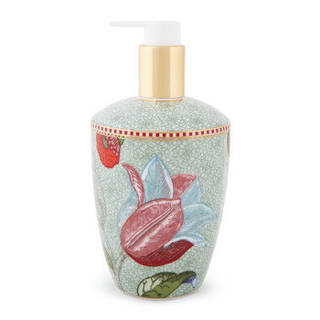 Spring To Life Soap Dispenser - Celadon